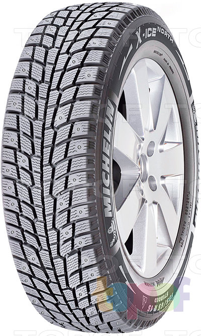 Шины Michelin X-Ice North